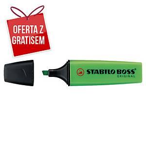 Zakreślacz STABILO BOSS ORIGINAL, zielony