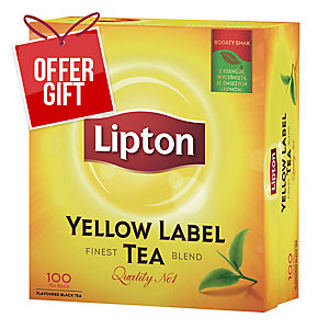 BOX 100 BAGS LIPTON EXPRESS