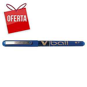 Roller de tinta liquida PILOT V Ball 07, cor azul