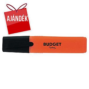 Lyreco Budget szövegkiemelő, narancssárga