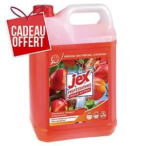 Nettoyant Jex Professionnel Triple Action - vergers de Provence - bidon de 5 L
