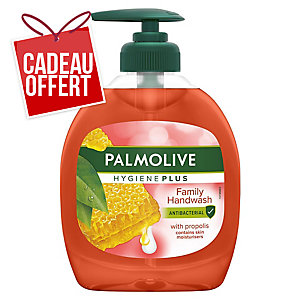 Creme lavante mains palmolive hygiene plus flacon pompe 300ml