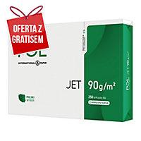 Papier POL Jet, A4, 90g/m², 250 arkuszy