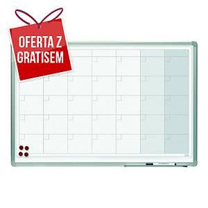 Planer miesięczny 2x3 ceramiczny, 60 x 90 cm