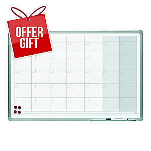 MAGNETIC MONTHLY PLANNER 90x60CM TP001