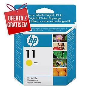 Tusz HP 11 C4838A yellow