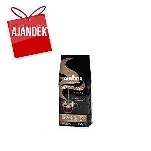 Lavazza Espresso Premium Arabica szemes kávé 250 g