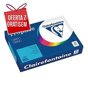 Papier kolorowy TROPHÉE A4, pastelowy niebieski, 500 arkuszy