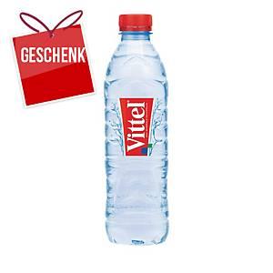 Vittel Mineralwasser ohne Kohlensäure 50 cl, Packung à 6 Flaschen