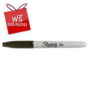 SHARPIE ปากกามาร์กเกอร์ F 1.0มม. ดำ