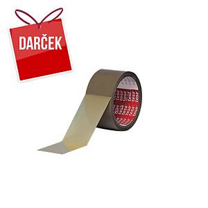 Baliaca páska tesapack® 4280, 48 mm x 66 m, hnedá
