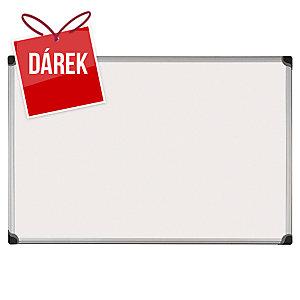 Bílá tabule Bi-Office Maya W Series - lakovaný magnetický povrch,  60 x 90 cm