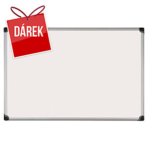 Bílá tabule Bi-Office Maya W Series - lakovaný magnetický povrch, 120 x 180 cm