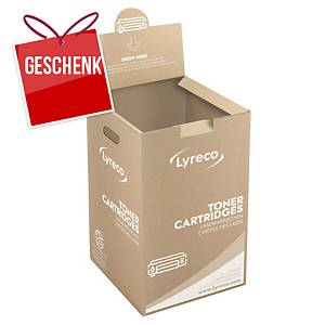 Lyreco Sammelbox für Recyceln von Tonern