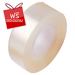 SCOTCH เทปใสรุ่น5001/2นิ้วx 36หลา แกน1 นิ้ว