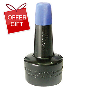 HORSE STAMP REFILL INK 28CC BLUE