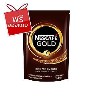NESCAFE กาแฟโกลด์ 100 กรัม