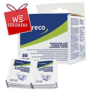 ลีเรคโก กระดาษทำความสะอาดโทรศัพท์ บรรจุ 50 แผ่น
