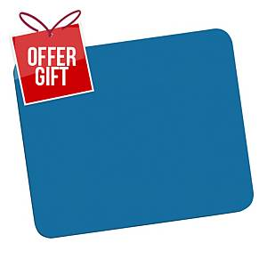 FELLOWES 29700 MOUSE MAT BLU