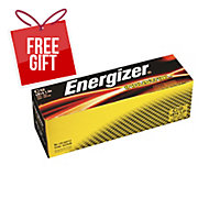 ENERGIZER INDUSTRIAL C BATTERY - PACK OF 12