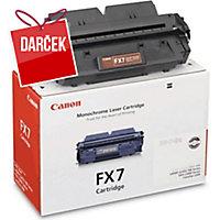 Cartridge Canon FX-7 čierna, pre L2000, kapacita: 4500 strán