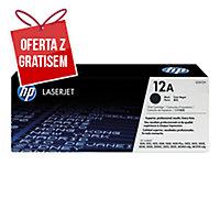 Toner HP 12A Q2612A czarny