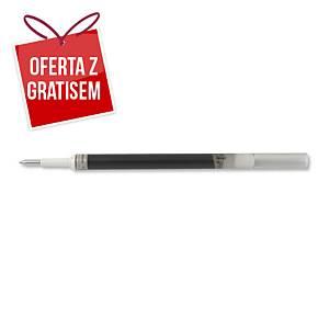 Wkład do długopisu PENTEL EnerGel, czarny