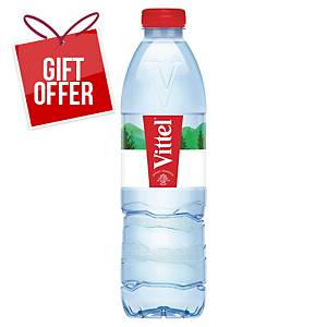 Vittal mineral water 50cl - pack of 24