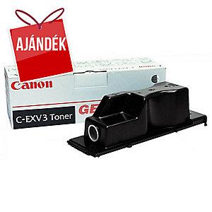 Canon C-EXV3 eredeti toner fénymásolókészülékekhez, fekete