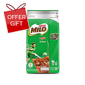 MILO MALT CHOCOLATE ACTIVE - GO 1000 GRAMS