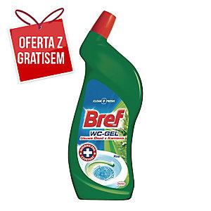 Żel BREF WC-GEL, sosnowy, 750 ml