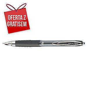 Automatyczny długopis żelowy UNI UMN-207 Signo, czarny