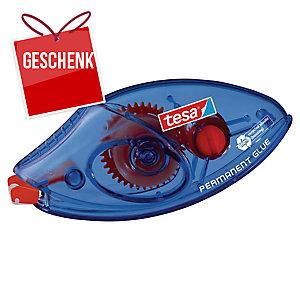 Kleberoller Tesa 59090 permanent Einweg 8,4 mm x 8,5 m