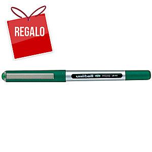 Roller de tinta liquida Uni-Ball UB 150 - verde