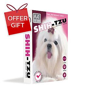 SHIH-TZU COPY PAPER A4 70G - WHITE - REAM OF 450 SHEETS