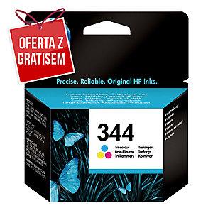 Tusz HP 344 C9363EE kolorowy CMY