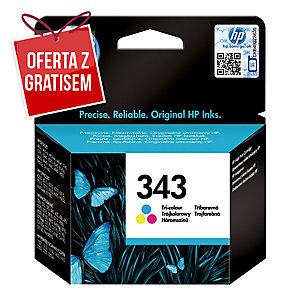 Tusz HP 343 C8766EE kolorowy CMY