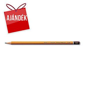 Koh-i-noor ceruza, HB, lakkozott, 12 db/csomag