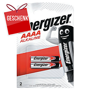 Batterie Energizer 624625, Mini, AAAA, 1,5 Volt, Ultra+, 2 Stück