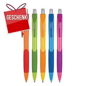 Spoko 0111 Kugelschreiber Schreibfarbe: blau