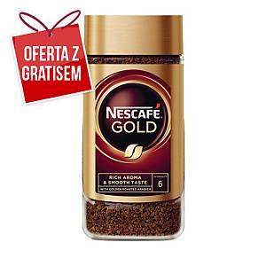 Kawa rozpuszczalna NESCAFÉ Gold, 200 g