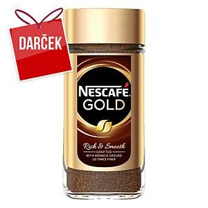 Rozpustná káva Nescafé Gold Blend 200 g