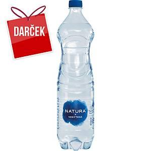 Pramenitá voda Bonaqua nesýtená 1,5 l, balenie 6 kusov