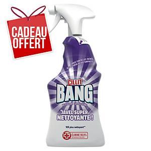 Nettoyant surpuissant Cillit Bang avec javel - spray de 750 ml