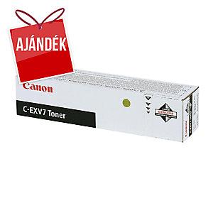 Canon C-EXV7 eredeti toner fénymásolókészülékekhez, fekete