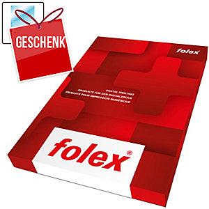 OHP-Folien Folex BG-72, A4, für den Farblaserdrucker, Packung à 50 Stück