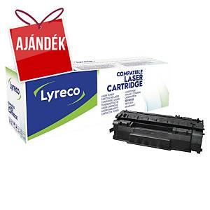 LYRECO komp. toner HP 49A (Q5949A)/CANON CRG-708 (0266B002) fekete