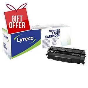 Lyreco Hp Q5949A Compatible Laser Toner Cartridge