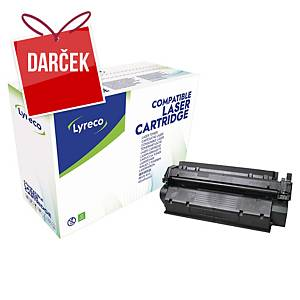 LYRECO kompatibilný laserový toner CANON CATRIDGE T čierny do faxov