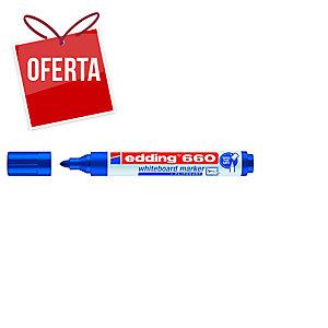 Marcador para quadro branco EDDING 660 cor azul